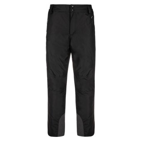 KILPI Pánské lyžařské kalhoty GABONE-M LM0047KIBLK Černá