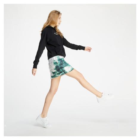 Nike Sportswear Swoosh Hoodie Ft Black/ White