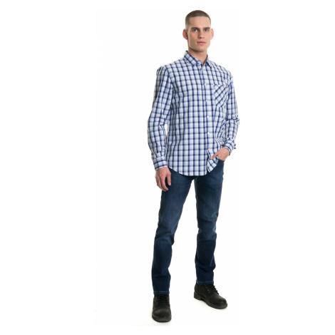Big Star Man's Longsleeve Shirt 141660 Light -450
