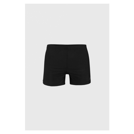 Plavkové boxerky 4F Shadow černá