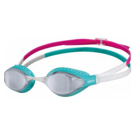 Arena AIRSPEED MIRROR zelená - Plavecké brýle