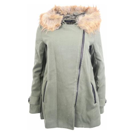 Khaki kabátek Made in Italy