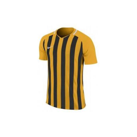 Dres Nike Striped Division III Žlutá / Černá