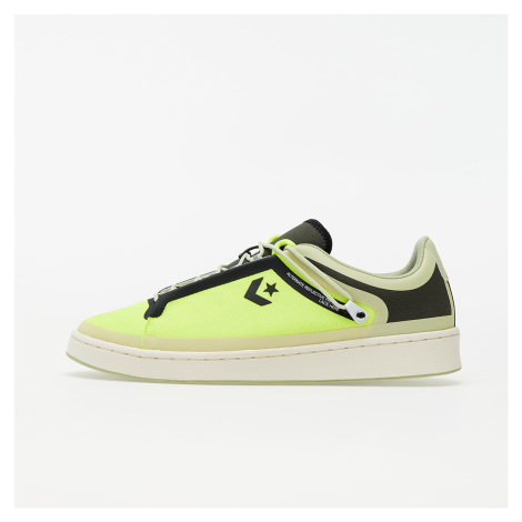 Converse Pro Leather OX Lemon Venom/ Black/ Egret