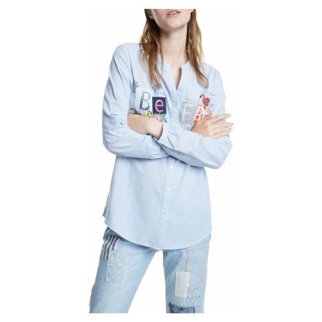 Košile dámská DESIGUAL CAM_BE FREE
