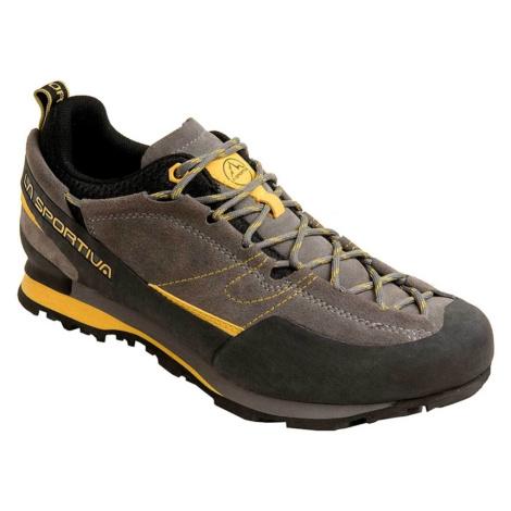 Pánské Trailové Boty La Sportiva Boulder X Grey/yellow