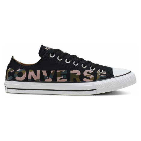 Converse Chuck Taylor All Star Canvas Wordmark Low Top Multicolor 166234C