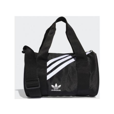 Adidas Taška Mini Nylon Duffel Černá