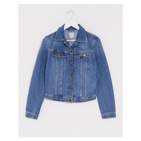 Lee Rider denim jacket in light blue