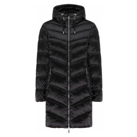 DreiMaster Klassik Zimní kabát černá
