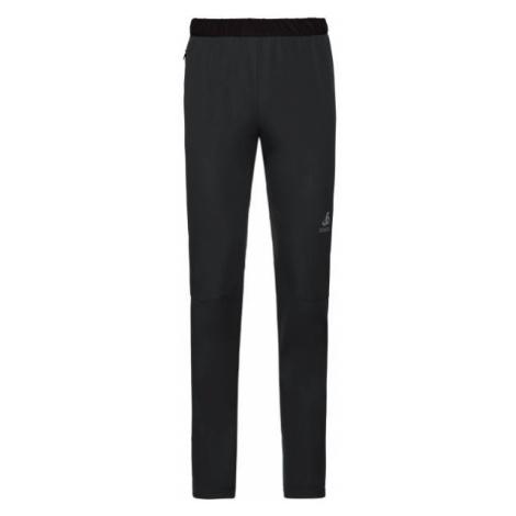 Odlo MEN'S PANTS AEOLUS ELEMENT černá - Pánské běžecké kalhoty