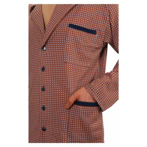 Pánské pyžamo s dlouhými rukávy 2385 Sesto Senso