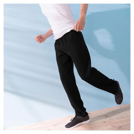 Blancheporte Volnočasové kalhoty černá