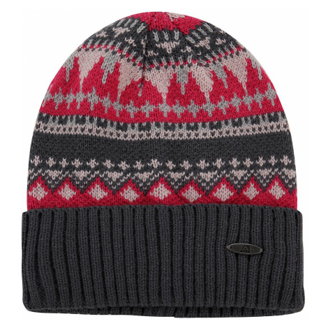 Zimní čepice Alpine Pro LUKENE 2 - růžová