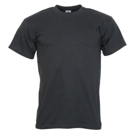 Tričko SECURITY 150 g černé oprané