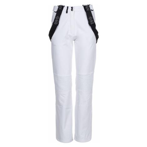 KILPI Dámské softshellové kalhoty DIONE-W LL0029KIWHT Bílá