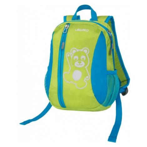 Lewro CHILL 7 zelená - Dětský batoh