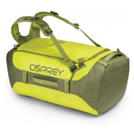 Osprey TRANSPORTER 65 II světle zelená - Cestovní zavazadlo