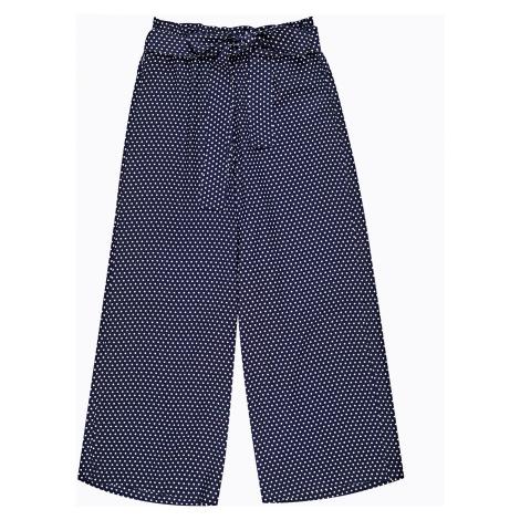 GATE Puntíkované kalhoty culotte