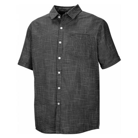 Husky Grimy M, černý mentol Pánská košile