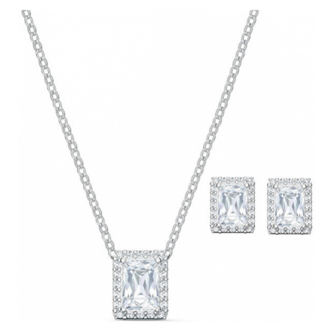 Swarovski Slušivá sada šperků s třpytivými krystaly Angelic