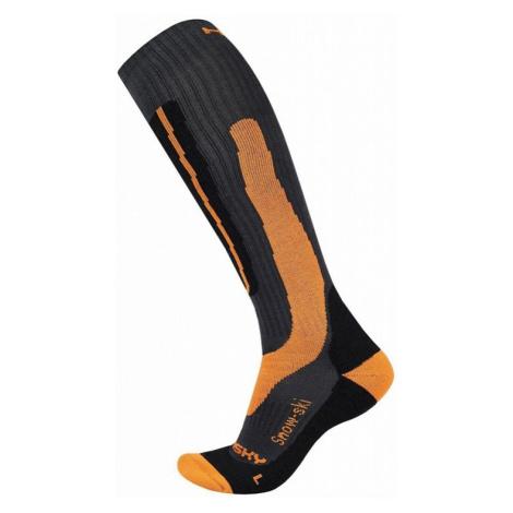 Podkolenky HUSKY Snow Ski oranžová XL (45-48 EU)