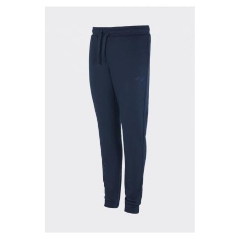 Emporio Armani Underwear Emporio Armani iconic terry tepláky pánské - tmavě modré