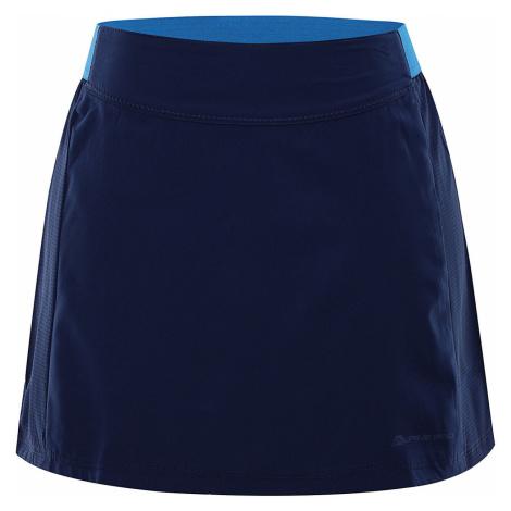 ALPINE PRO CHUPA Dámská sukně LSKR217677 estate blue