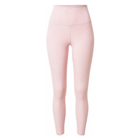 NIKE Sportovní kalhoty 'Yoga' růžová