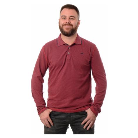 Polo triko Pioneer pánské červené
