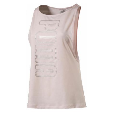 Puma Spark dámský fitness top růžový