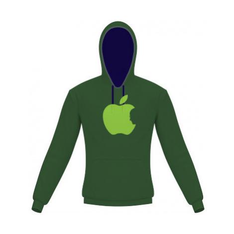 Pánská mikina Contrast Apple Jobs