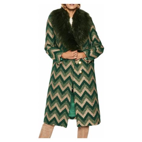 Zelený kabát - PINKO