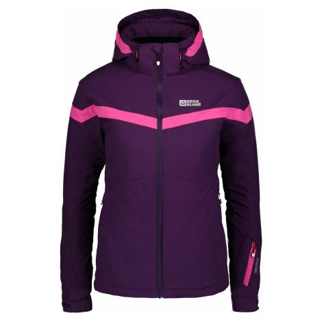 Nordblanc Raucous dámská lyžařská bunda fialová