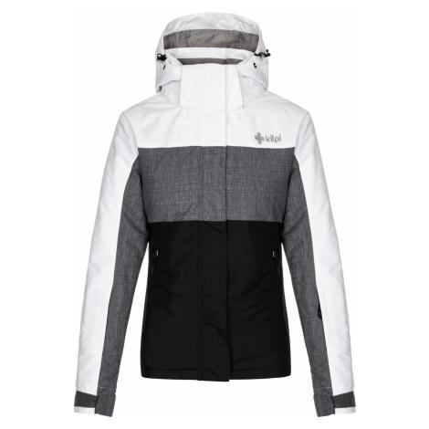 KILPI Dámská zimní bunda - větší velikosti MILS-W LLX043KIBLK Černá