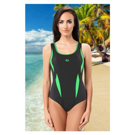 Jednodílné sportovní plavky Aqua II Winner