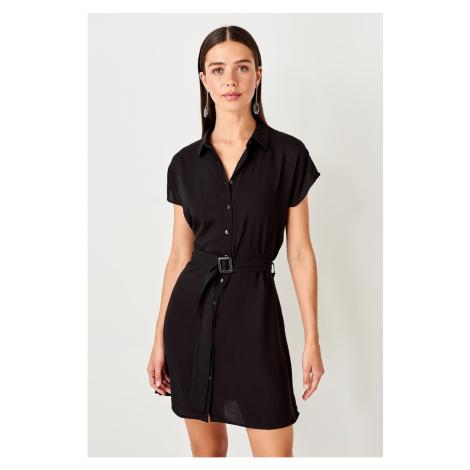 Dámské šaty Trendyol Belt Dress