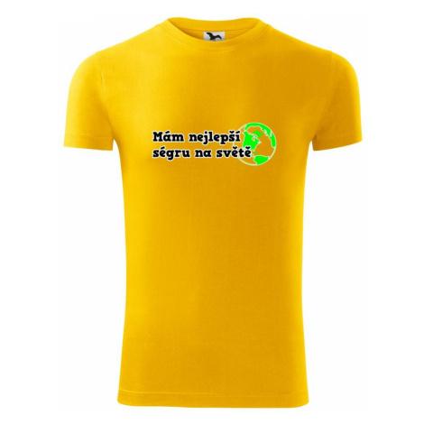 Mám nejlepší ségru na světě - Viper FIT pánské triko