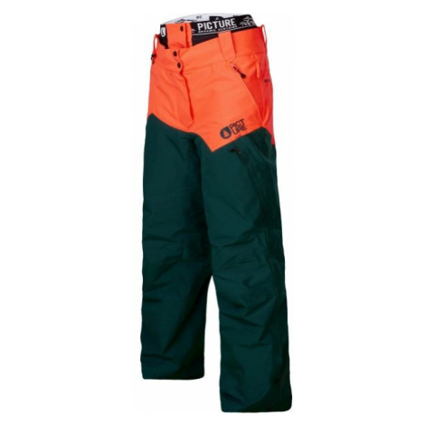 Picture WEEKEND oranžová - Dámské kalhoty