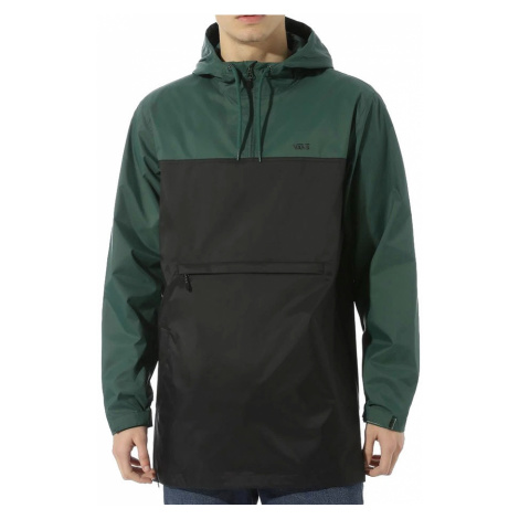 Bunda Vans Redwood Anorak black/pine needle