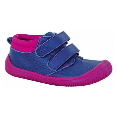 dívčí boty Barefoot RONY LILA, Protetika, růžová