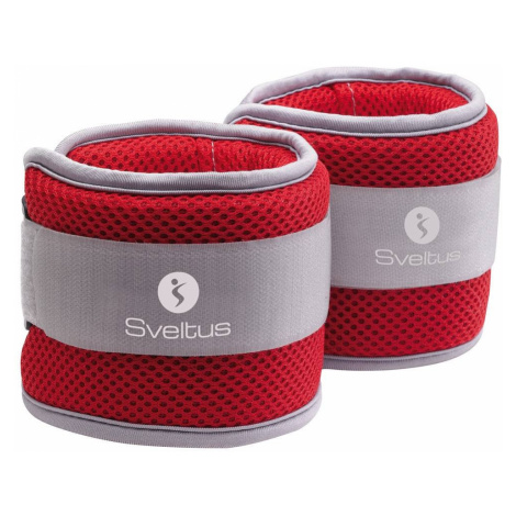 Sveltus Aqua Band 1 kg - one pair Červená