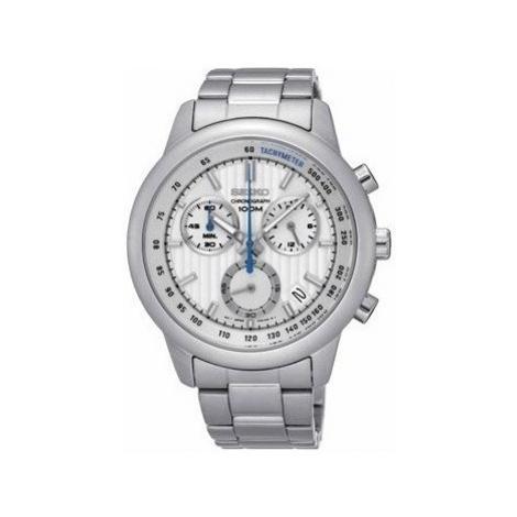 SEIKO CHRONOGRAPH SSB203P1, Pánské náramkové hodinky