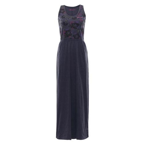 Dámské šaty Alpine Pro MESKIA - tmavě modrá
