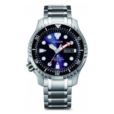 Citizen Promaster Automatic Diver Super Titanium NY0100-50ME