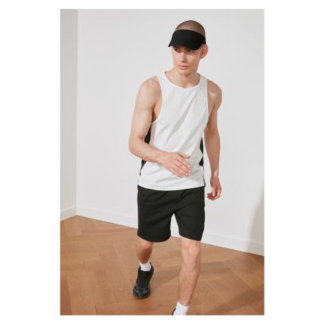 Trendyol Beige Male Oversize Fit Athlete