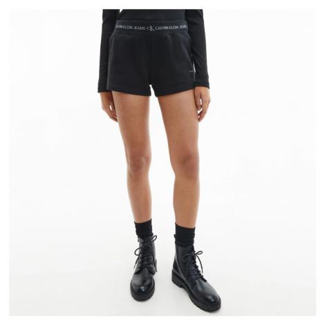 Calvin Klein dámské černé šortky