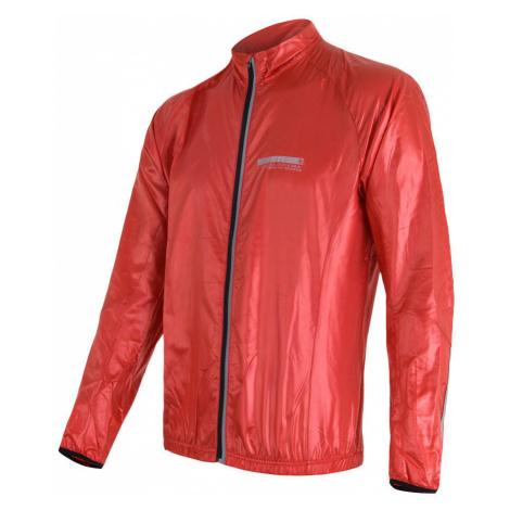 SENSOR PARACHUTE EXTRALITE pánská bunda červená