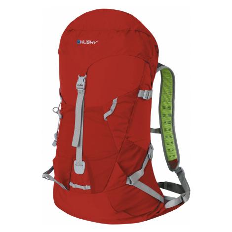 Husky Slight 33l turistický batoh červená