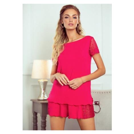 Dámské pyžamo Eldar Nicola RůžováP